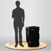 Valise de réalité virtuelle Gamme L