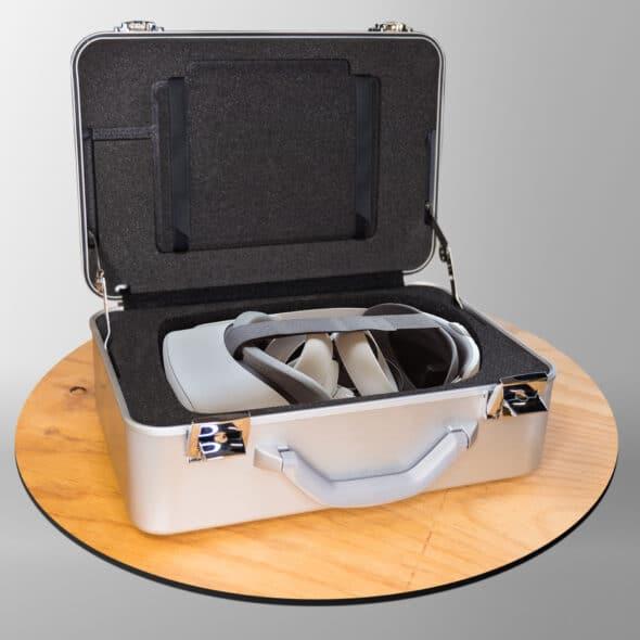Valise pour équipement de réalité virtuelle gamme s